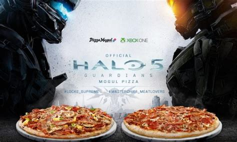 domino pizza windsor domino s pizza mogul comes out with halo 5 themed pizzas
