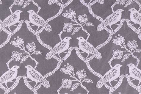 lace drapery fabric pk lifestyles birds of paradise polyester lace sheer