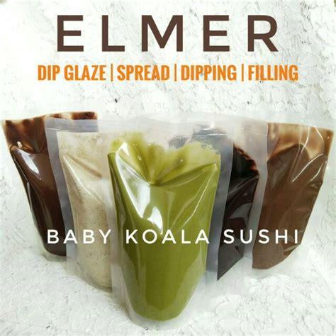 Harga Selai Elmer by Elmer 500g Greentea Matcha Chocolate Hazelnut