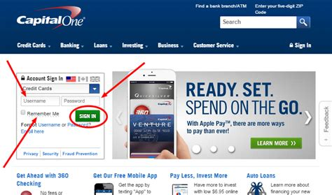 Capital One Online Banking Archives   My Bill Com ? Bill Payment Information