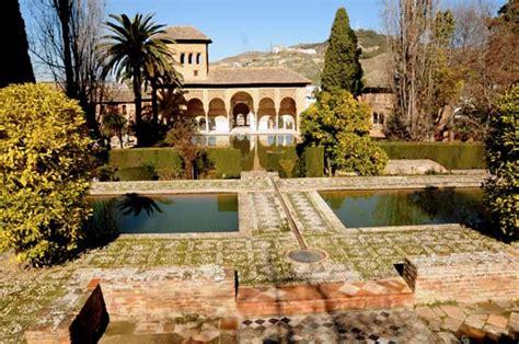 imagenes de jardines arabes plantas de las tierras de al andalus en waste magazine