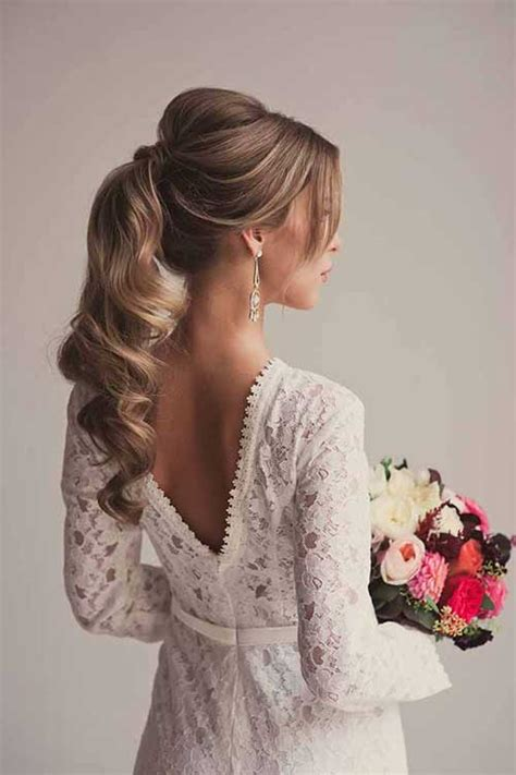 hairstyles for long hair brides 25 hair styles for brides long hairstyles 2016 2017