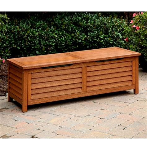 teak outdoor storage cabinet patio deck storage boxes outdoor storage bench seat be