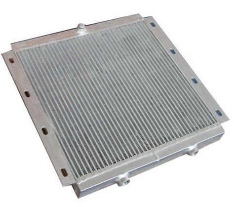 air diffuser hydraulic cooler for compressor radiator compressor aftercooler equipment