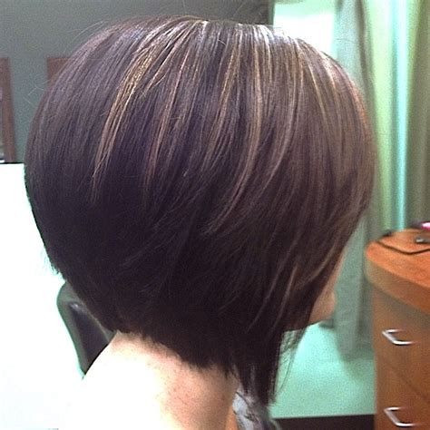 angled stacked bob haircut photos angled bob with layers hairstyle for women man