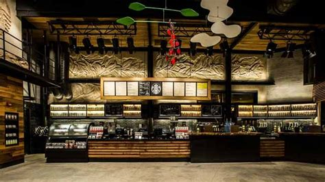 A look at Starbucks' new interactive store design at Disney World   Fast Casual