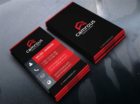 Unique Business Card Designs