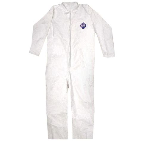 home depot paint jumpsuit tyvek coverall with and boot 141242 12hd the