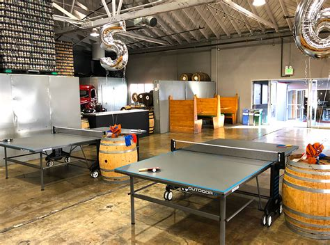 ping pong table area ping pong table tennis rental amusement san