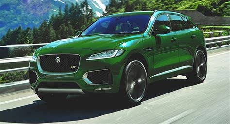 green jaguars jaguar going green in 2018 with all electric model