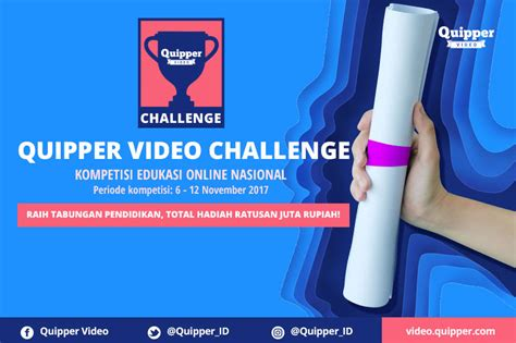 quipper video ayo ikutan quipper video challenge season 3 quipper
