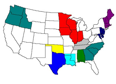 fill in us map with color representatives us map