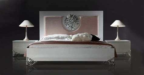 elegant bed lacquered elegant quality platform and headboard bed
