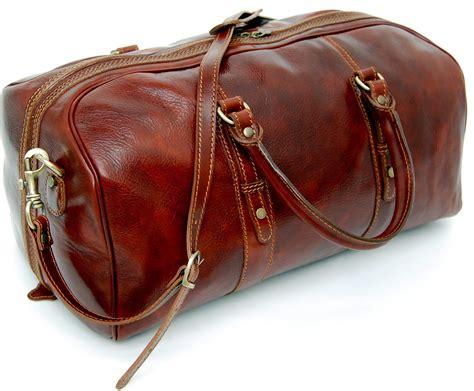 emirates hand luggage genuine italian leather holdall cabin bag overnight