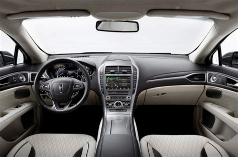 lincoln 2017 inside 2017 lincoln mkz hybrid first test other options beckon