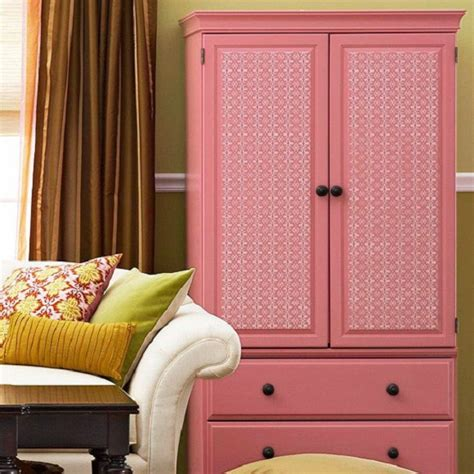 Wallpaper On Cabinet Doors by Update Your Cabinets With Wallpapers Interior Design
