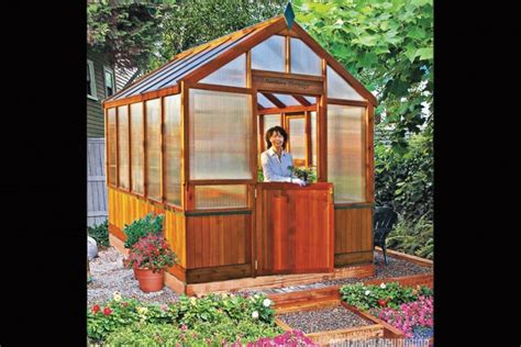 backyard greenhouse kits 3 d i y backyard greenhouses
