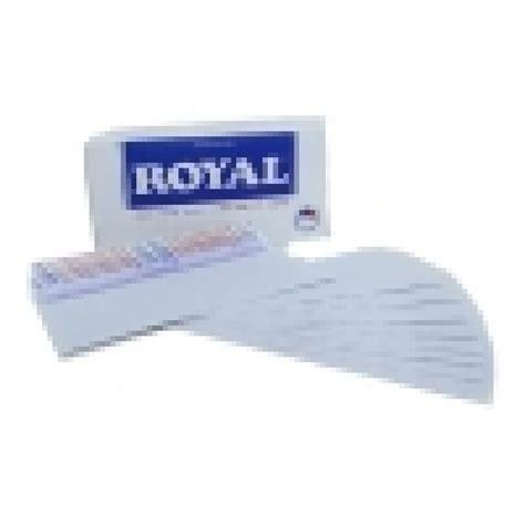 Paperline Lop Putih No 104 lop putih polos royal no 104