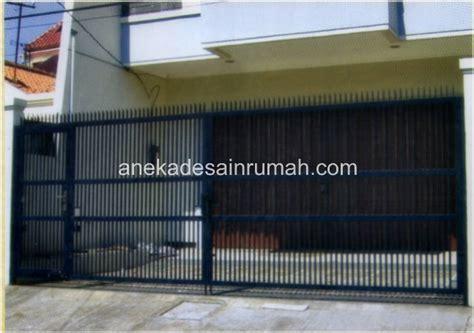 desain pintu gudang desain dan gambar pagar dan pintu besi minimalis modern
