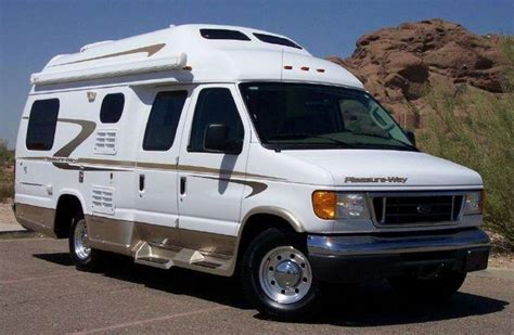 small rv camper van