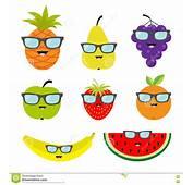 Gafas De Sol Las Lentes Del Sistema La Fruta Y