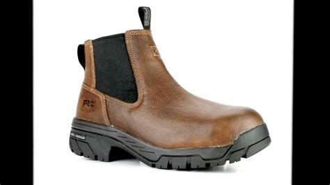 timberland slip on work boots s timberland 88574 composite toe slip on work boot