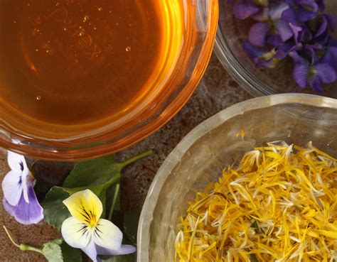 spring tonic honey