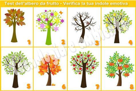test dell albero da frutto scopri la tua personalit 224