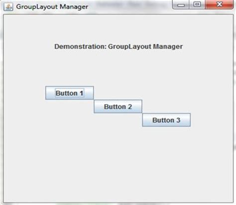 best layout manager for java layout managers in java part 3