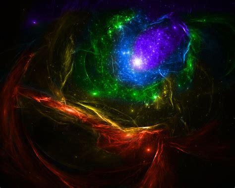 Galaxy Rainbow rainbow galaxy by ophelia86 on deviantart