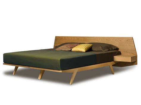 Wooden Double Bed Frame Designs 17 Best Ideas About Wooden Double Bed On Pinterest