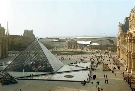 Commune Design by Louvre Paris Extension Tuileries Palace E Architect