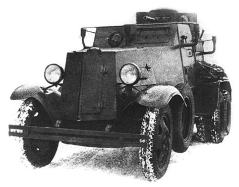 early us armor armored cars 1915â 40 new vanguard books bai and bai m soviet heavy armored cars