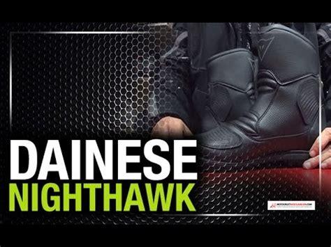 dainese gore tex motosiklet botu nighthawk   siyah