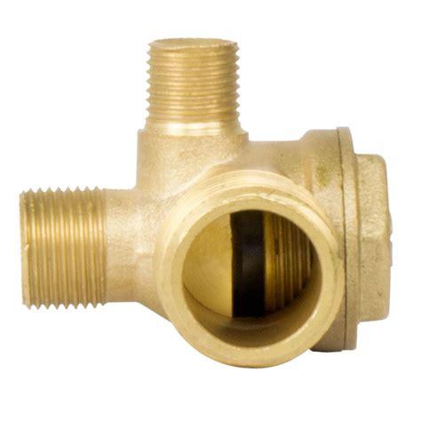 replacement check valve for husky air compressor e101362 the home depot
