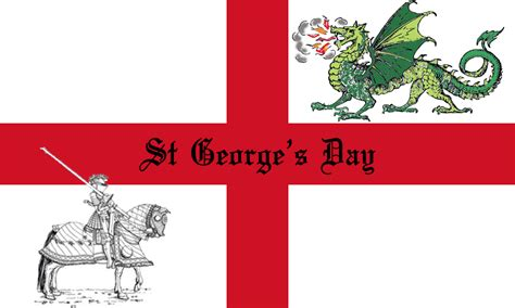 st george s day