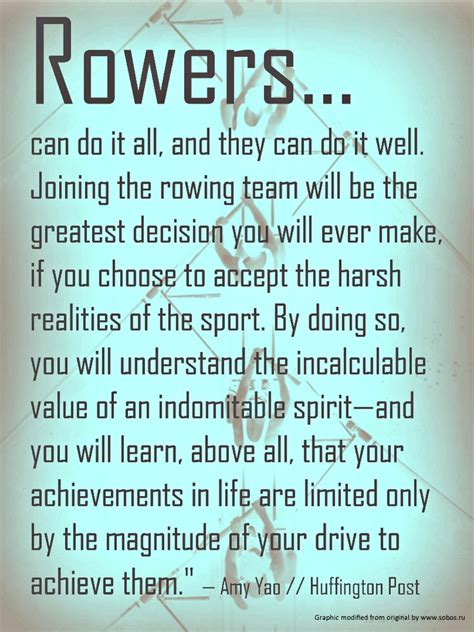 row the boat saying 7ef54fd03471cf17cf618c831faaff4a rowing quotes rowing