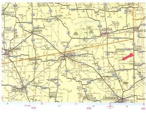 map of hunt county archived land near 113 51 acres in hunt county at 7909
