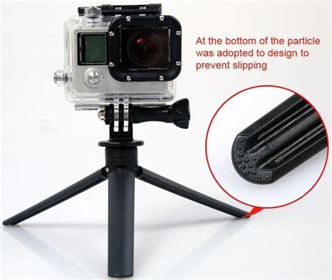 Sinofer Dual Battery Charger For Gopro 4 Berkualitas universal mini tripod stand black jakartanotebook