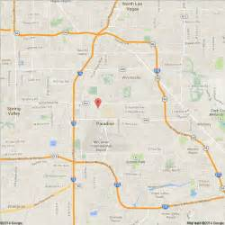 Las Vegas Google Maps by 4455 Paradise Road Las Vegas Nevada 89169 Google Maps
