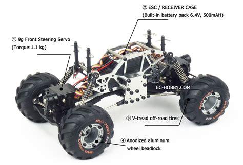 Rc Offroad Rockcrawler King 18 Scale Motif hbx 2098b 1 24 4wd rc crawler 4x4 rc rock crawler mini