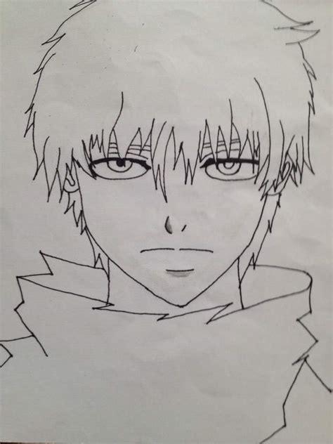 imagenes para dibujar tokyo ghoul proceso como dibujar a kaneki tokyo ghoul anime amino