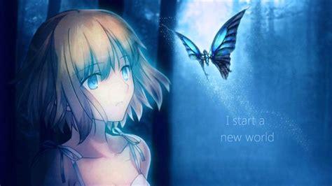 nightcore anime girl wallpaper nightcore siren youtube