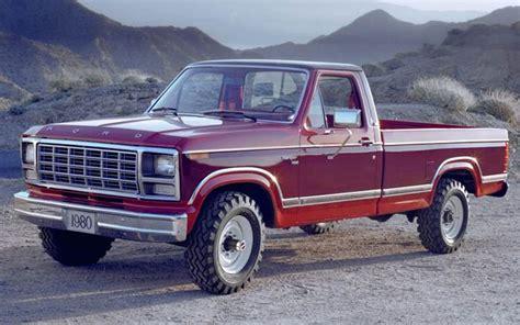 1980s ford trucks trucks and suvs news at truck trend network