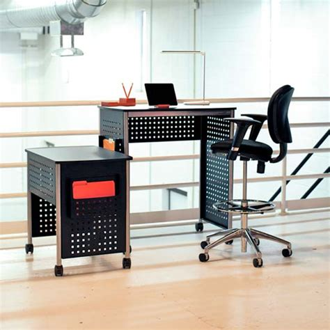 safco stand up desk safco products scoot stand up desk 1908bl stand up desks worthington direct