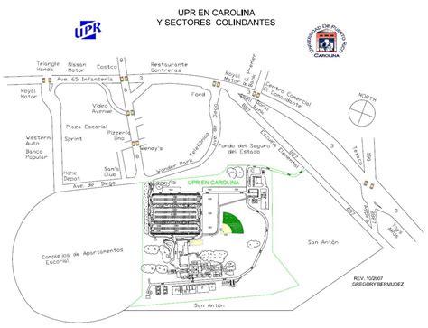 Calendario Academico Uprm Localizaci 243 N Universidad De Carolina