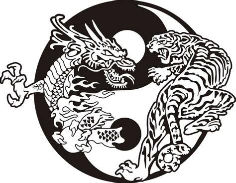 tattoo dragon tiger yin yang http i1094 photobucket com albums i453 virginracer yin