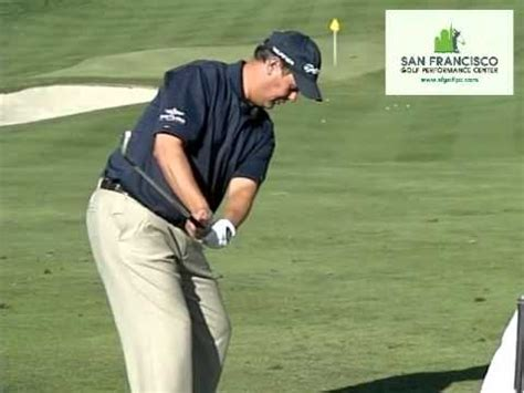 Jeff Quinney Slow Motion Golf Swing Dl Jim Hardy Quot One