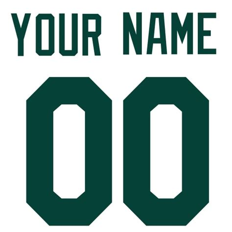 sports card template for jersey numbers baseball jersey numbers font marketing