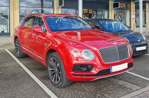 bentley bentayga bentley bentayga wikidata